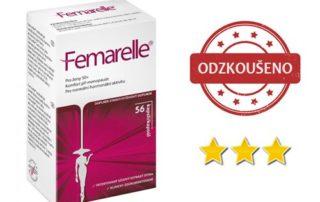 Medindex Femarelle recenze - Potlačuje příznaky menopauzy