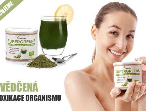 Blendea Supergreens recenze: opravdu funguje tento trend na detoxikaci organismu?