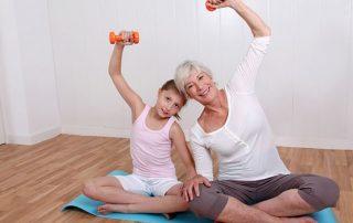 7 tipů na aktivní pohyb pro ženy po 40
