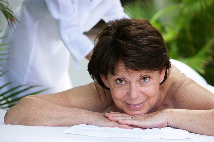 Relax v menopauze - Vyzkoušejte masáže