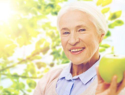 12 vitamínů a minerálů potřebných při menopauze