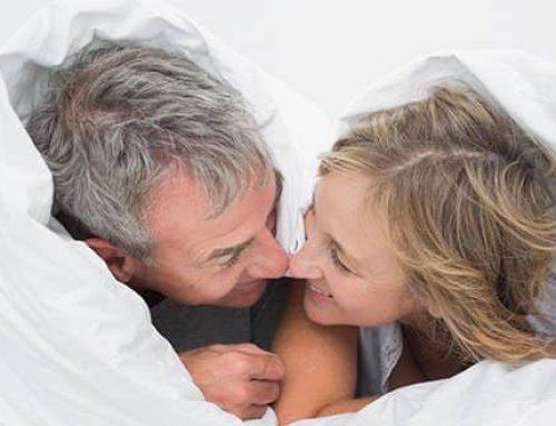 Sexuální pozice pro ženy v menopauze: těchto 5 vás přivede k orgasmu