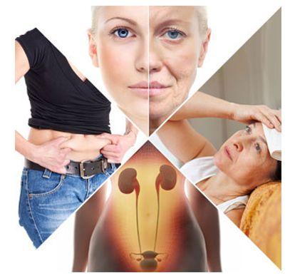Menopauza a její příznaky