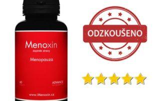 Menoxin - Vynikající produkt na menopauzu