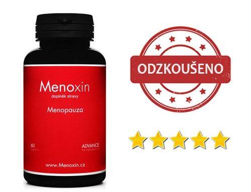 Menoxin recenze – Našla jsem skvělý produkt na léčbu menopauzy