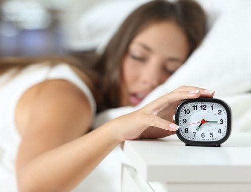 Poruchy spánku a noční buzení nemusí být dnes už trvalé
