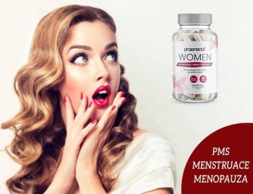Proerecta WOMEN recenze: Doplněk stravy určený pro ženy nejen v menopauze