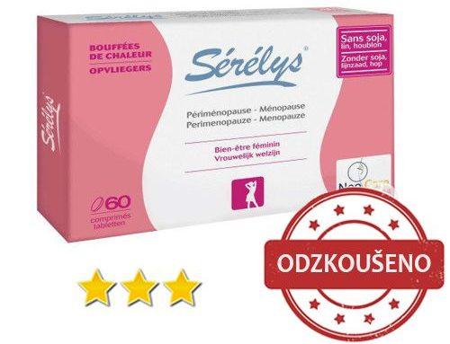 Sérélys: nakolik může opravdu pomoci v boji proti menopauze?