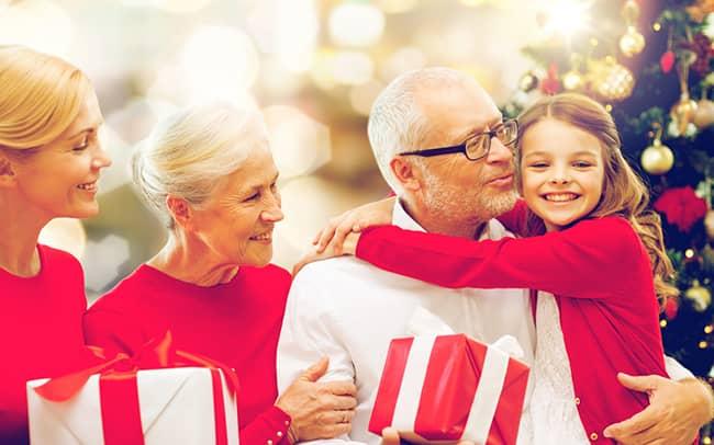 Vánoce a menopauza: jak snížit příznaky